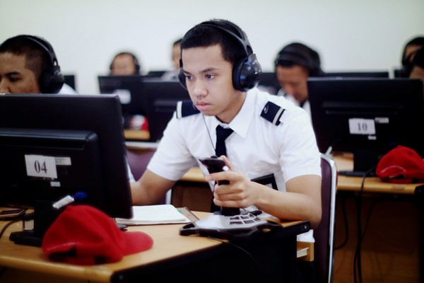 Computer Based Trainig (CBT) Angkasa Aviation Academy